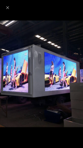 Nomadic LED Trucks Building Phase 4