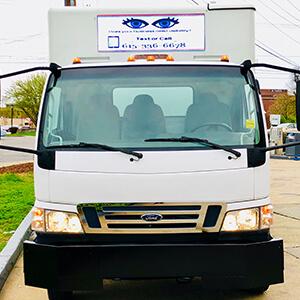 Nomadic LED Mobile Billboard Truck For Sale