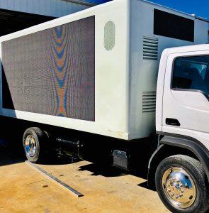 Nomadic LED Trucks Building Phase 3